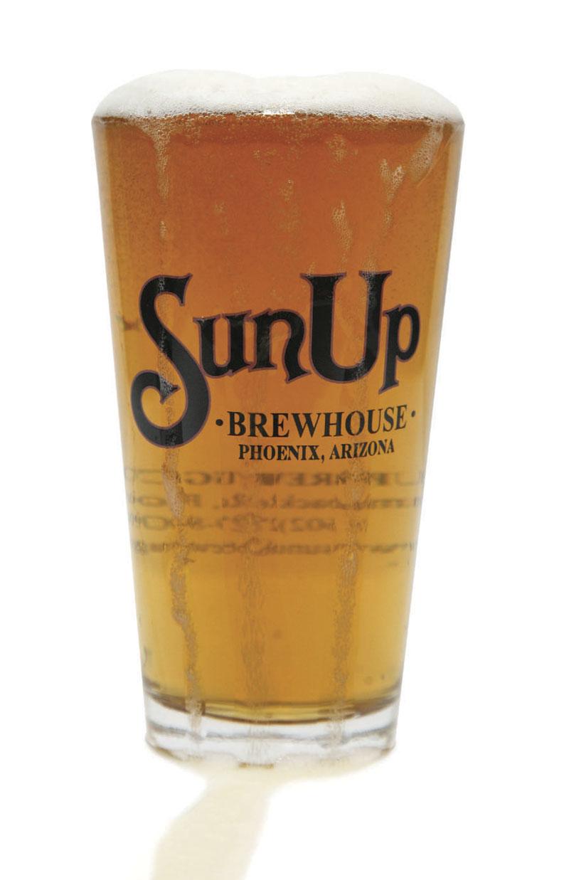Photo by Brian Goddard; SunUp Brewing