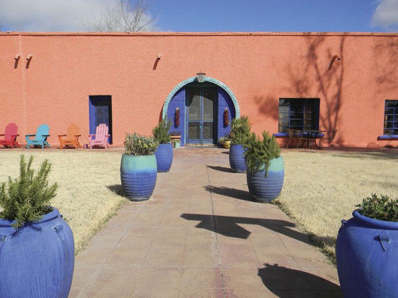 Rancho De La Osa ; photo by laurie davies