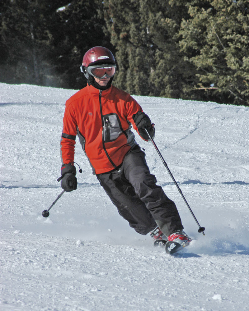 skiing at Sunrise Park Resort near Greer