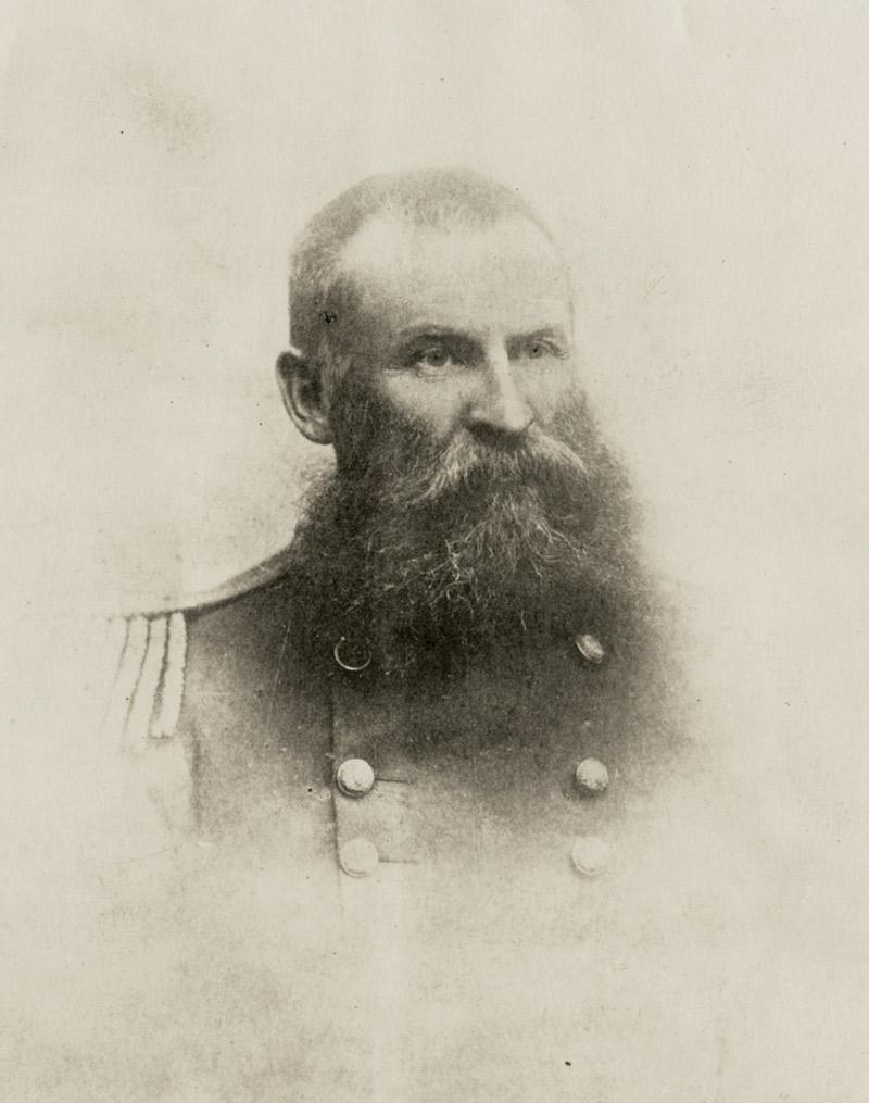 Major General George Crook