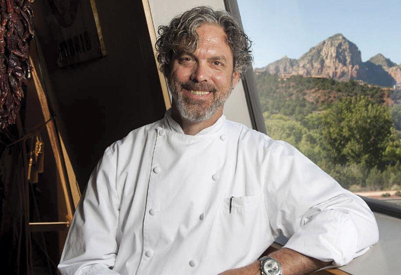 Photos by Laura Segall; Elote Café chef Jeff Smedstad
