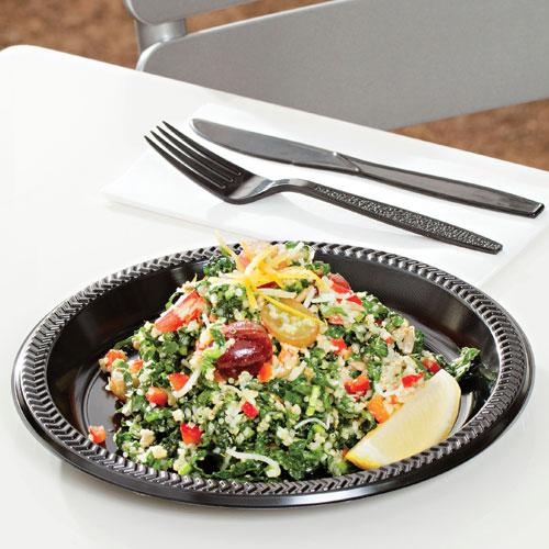shredded kale and quinoa salad