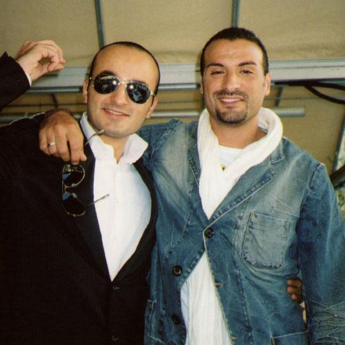 Tara's Florentine leather salesmen