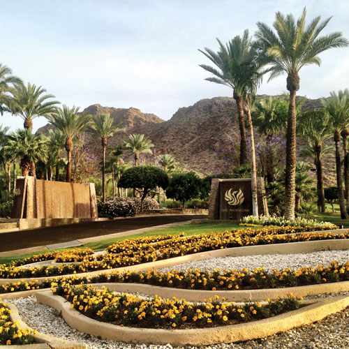 Driving into the Phoenician