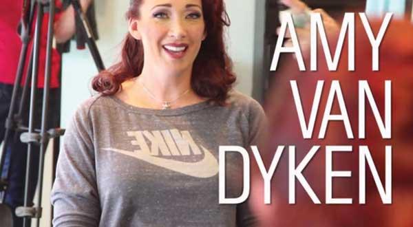 Behind-the-Scenes with Amy Van Dyken