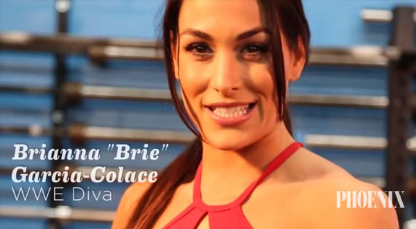 Behind-the-Scenes with WWE Diva Brie Garcia-Colace