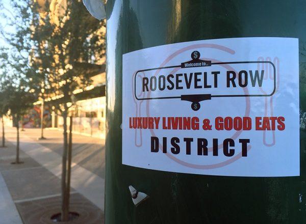 "Local Artist Pete Petrisko Launches Street Art Project Opposing Roosevelt Row's ""Arts District"" Moniker"