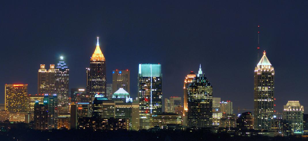 Atlanta. Photo courtesy Wikimedia Commons.