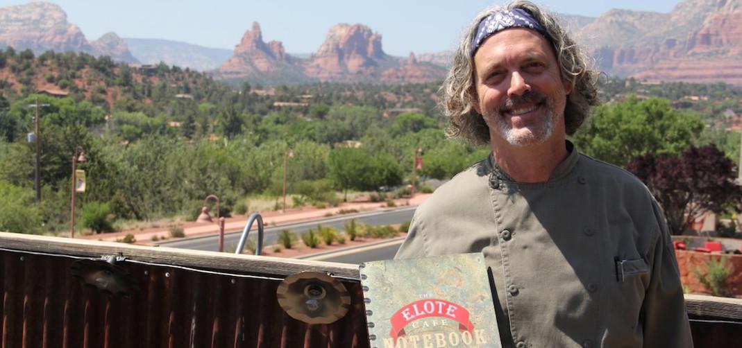 Chef Jeff Smedstad. Photo by Ofelia Montelongo.