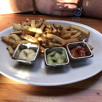 Frittes. Photo courtesy Misha Q. via Yelp