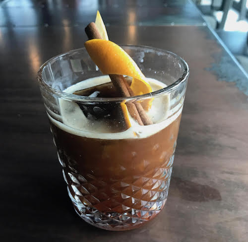 MATCH cocktail