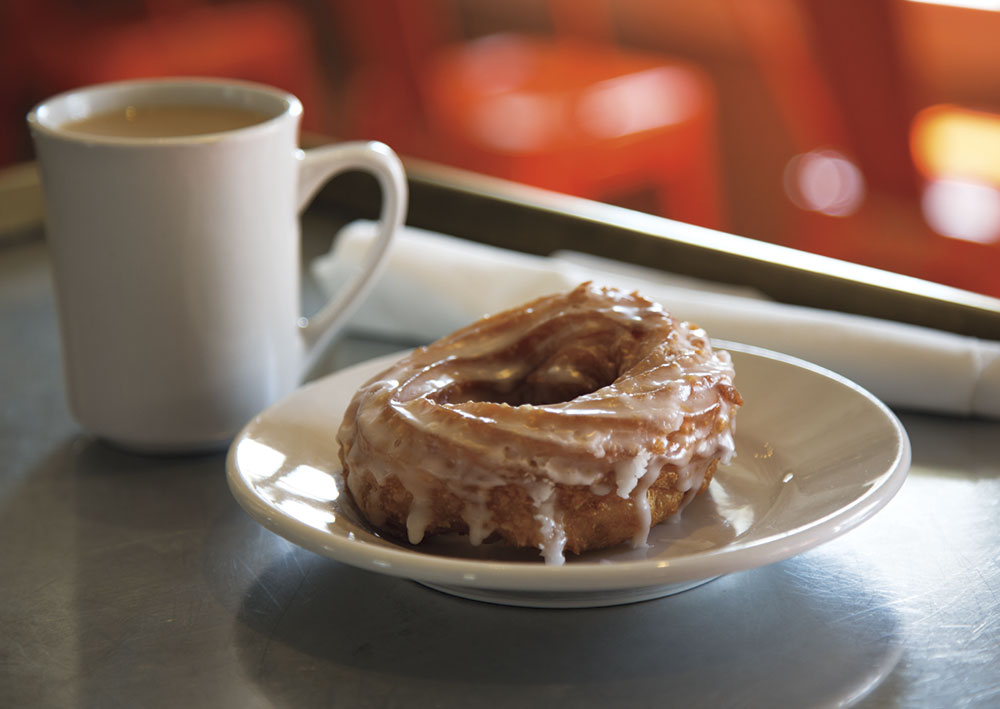 French Cruller, Tourist Home
