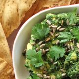 Recipe Friday: True Food's Kale Guacamole