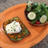 Recipe Friday: The Place's Winter Avocado Toast
