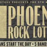 5 New Bands, 15 New Songs Coming to Crescent with Phoenix Rock Lottery