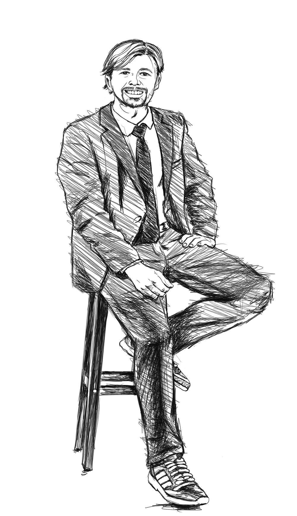 Bill Goodykoontz; Illustaration by Mirelle Inglefield