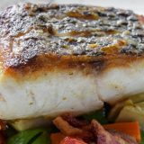 Recipe Friday: Match Restaurant & Lounge Sea Bass