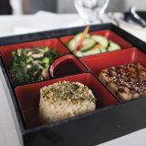 BBQ Tofu Bento Box