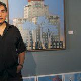 Art Break: Studio Snapshot with Rafael Navarro