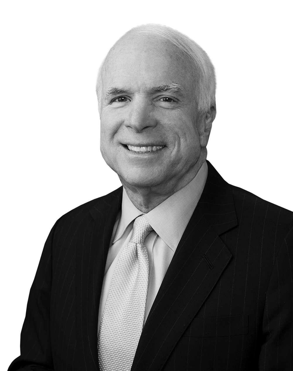 14. John McCain