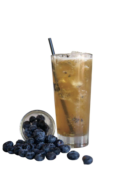 Blueberry Smash