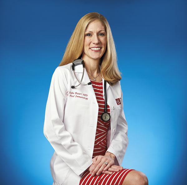 2018 Top Doctor: Cindy Bauer