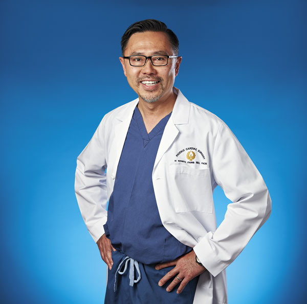 2018 Top Doctor: H. Kenith Fang