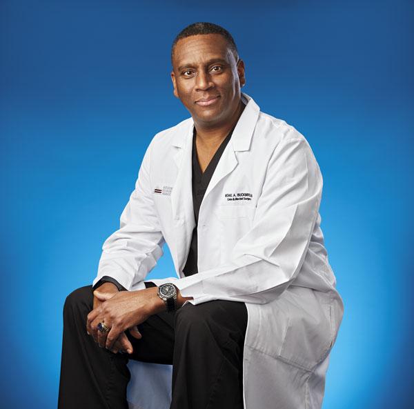 2018 Top Doctor: Michael A. Buckmire