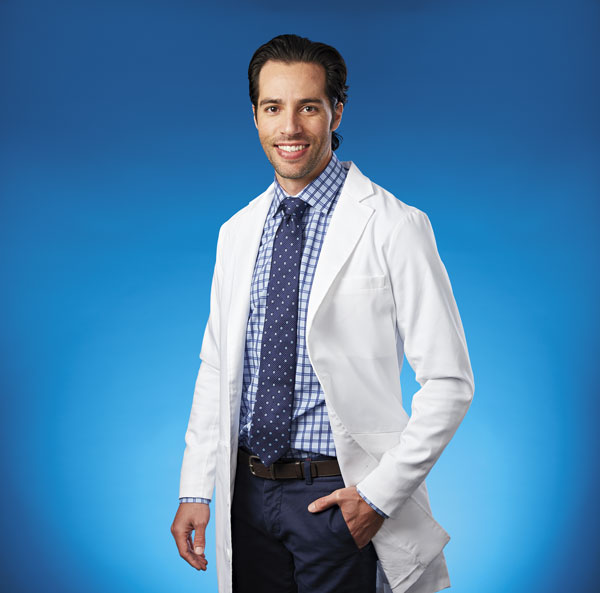 2018 Top Doctor: Shane T. Lipskind