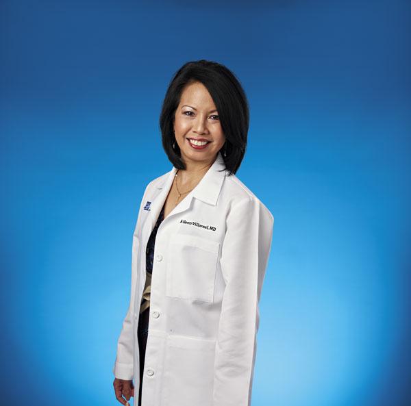 2018 Top Doctor: Aileen Villareal