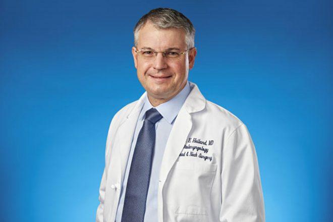2018 Top Doctor: Kurt E. Heiland