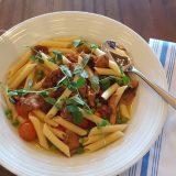 Recipe Friday: Needle Rock Kitchen Spring Pasta Carbonara