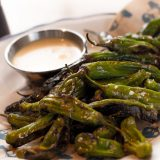 Recipe Friday: Doughbird Shishito Peppers with Umami Sauce