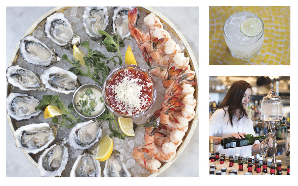 photos by Isabella Castillo; Little Cleo's Seafood Legend
