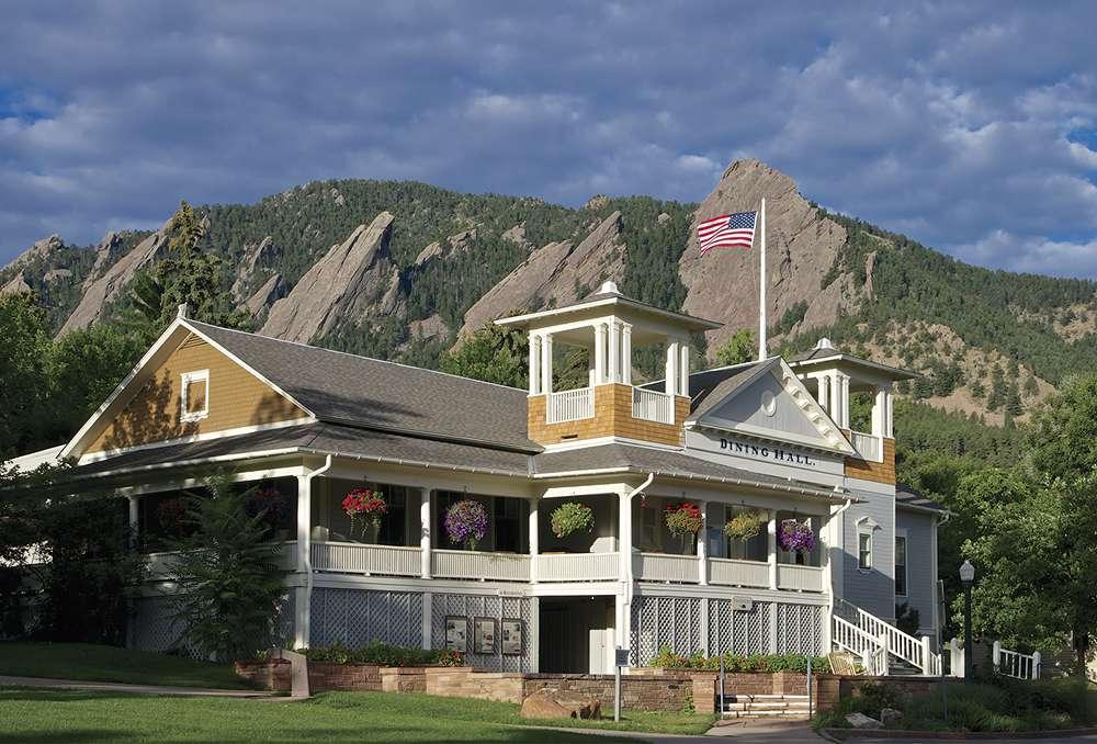 Photo by J. Auerbach courtesy Colorado Chautauqua Association