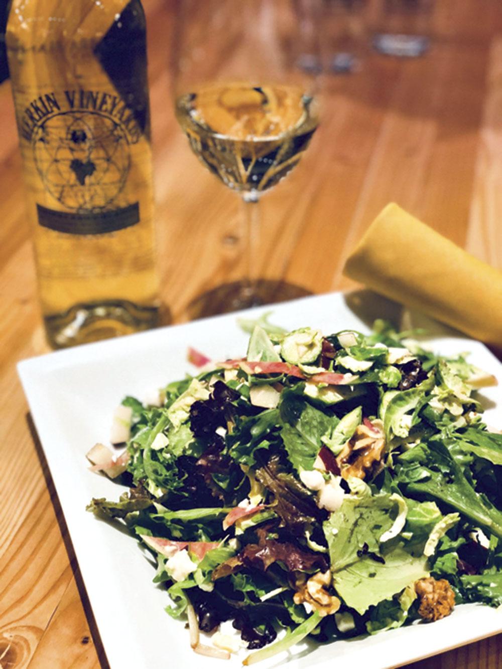 Merkin Vineyards Tasting Room & Osteria