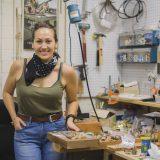 Art Break: Studio Snapshot with Stacy Eden