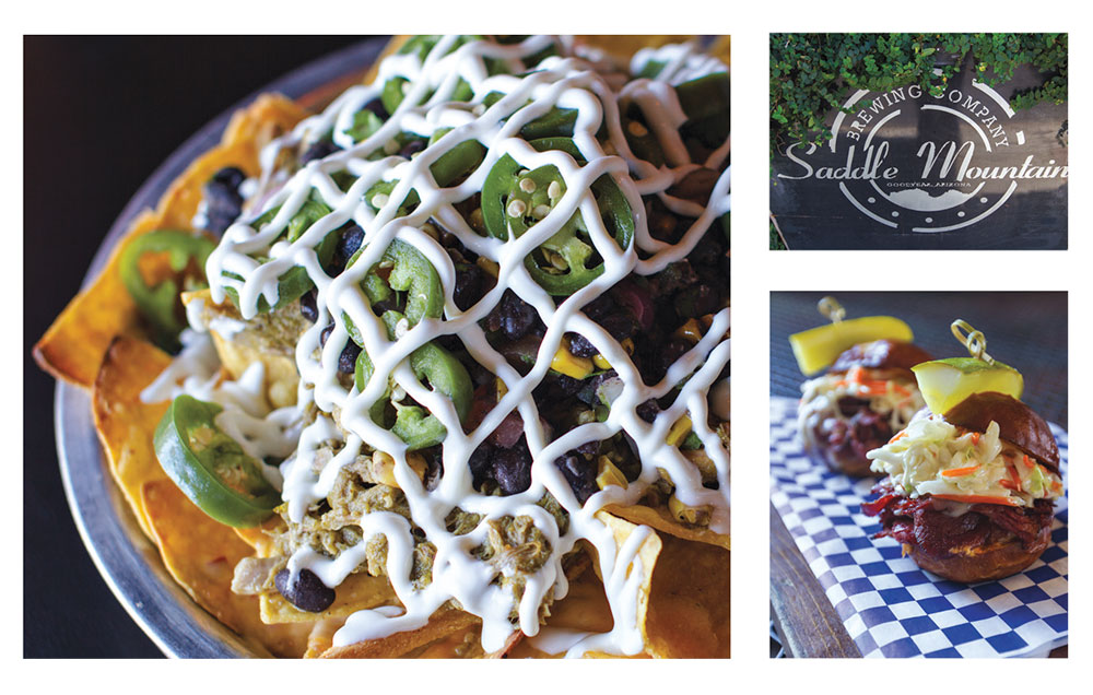 Photography by Angela Adams; Saddle Mountain Brewing Company