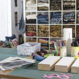 Art Break: Studio Snapshot with Mimi Damrauer