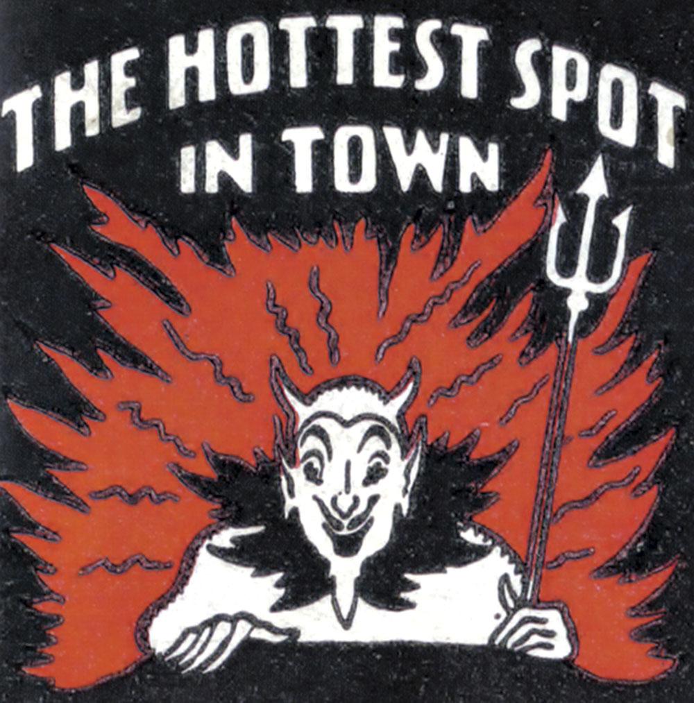 Photos courtesy AZ Collection ASU Libraries; Douglas C. Towne; casino advertisement