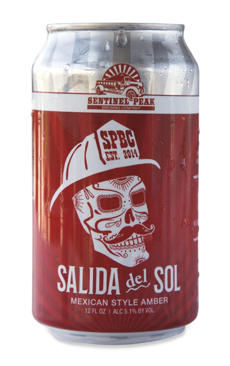 Sentinel Peak Brewing Co. Salida del Sol