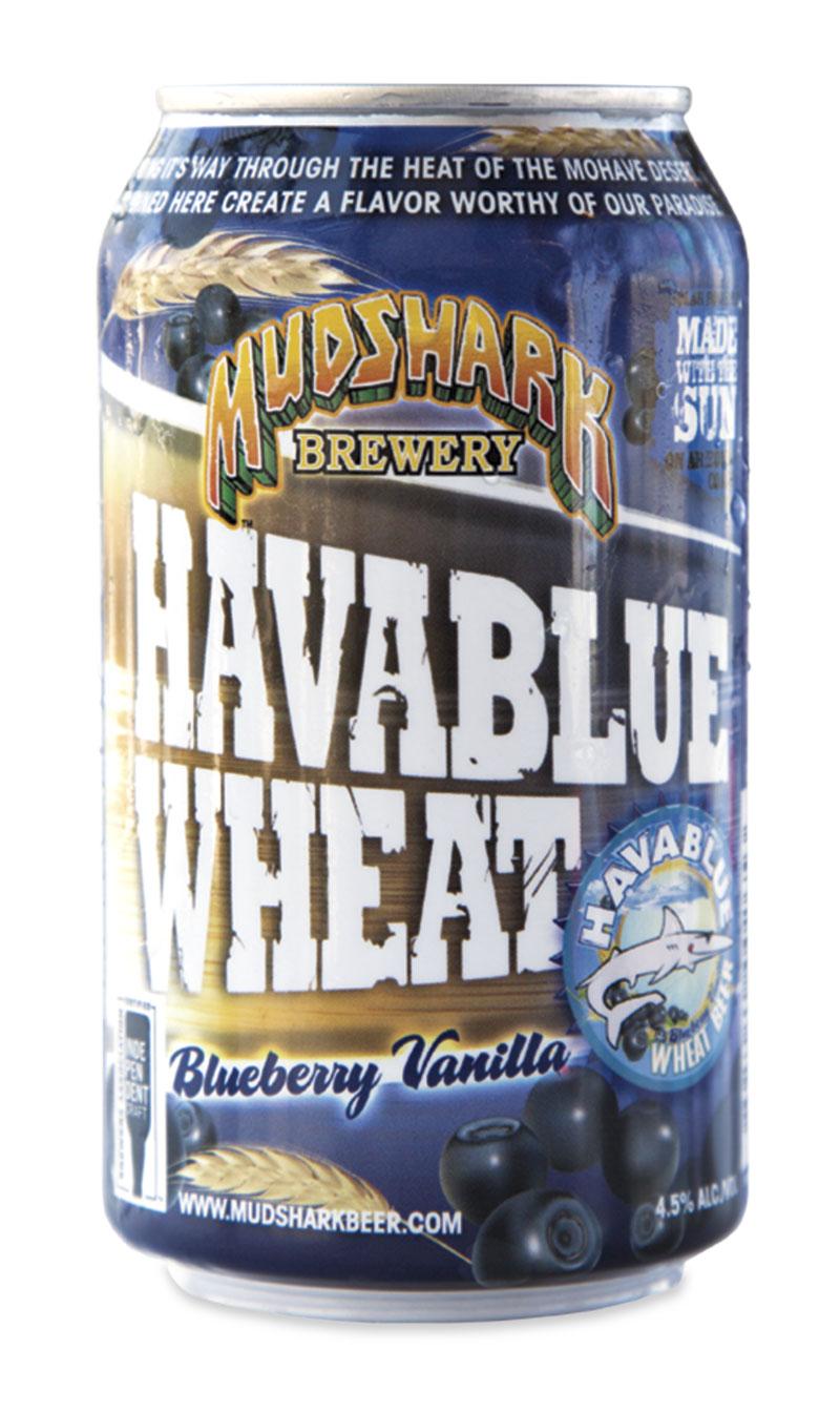 Mudshark Brewery HavaBlue