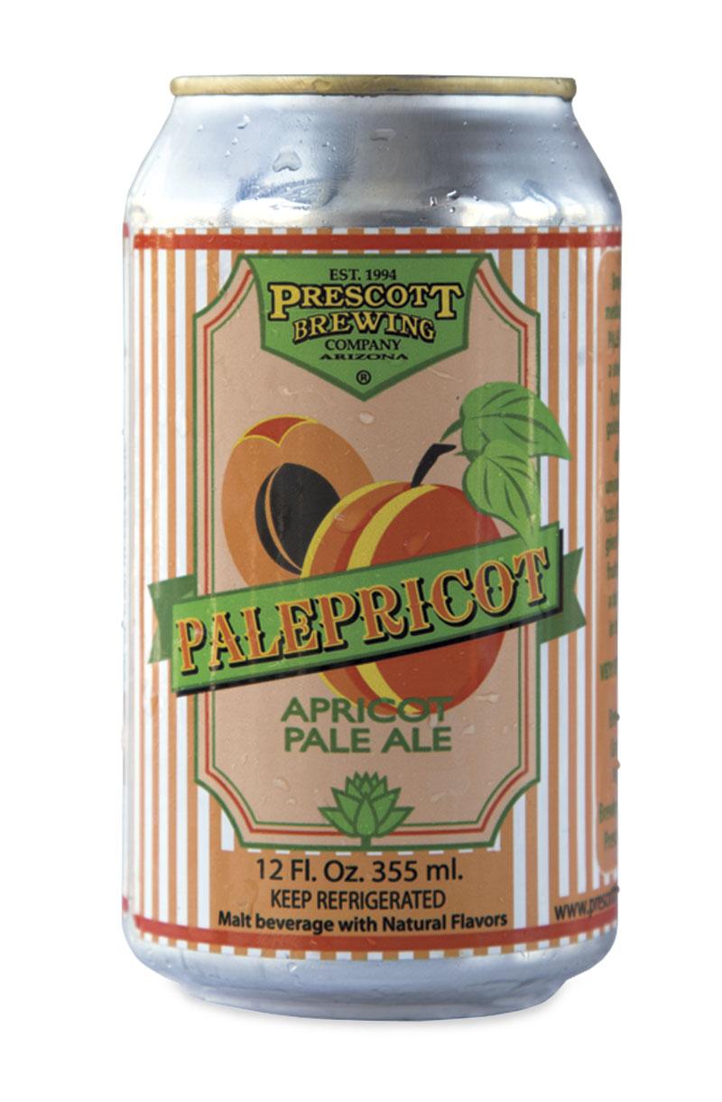 Prescott Brewing Company Palepricot