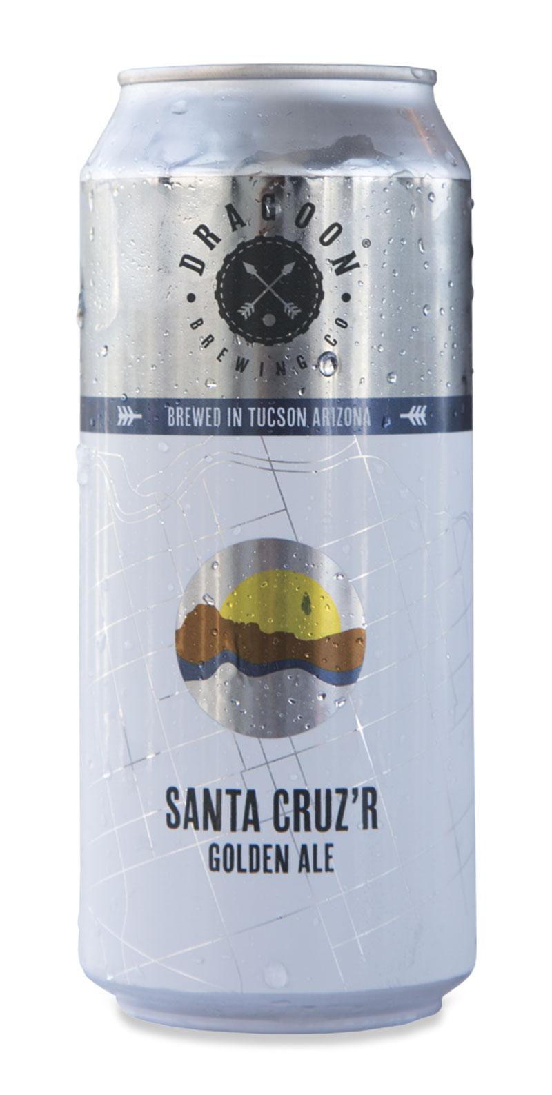Dragoon Brewing Co. Santa Cruz'r