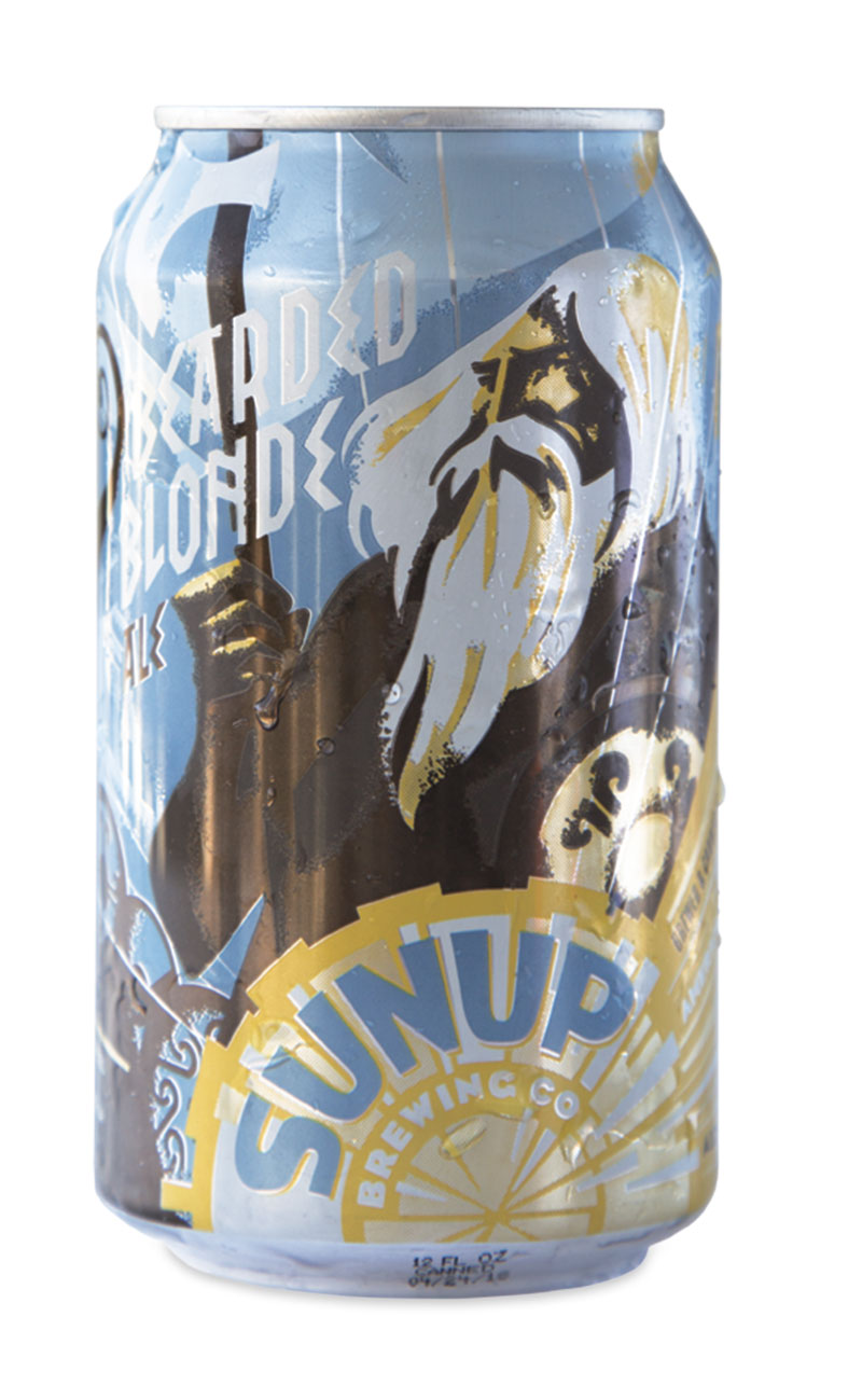 SunUp Brewing Co. Bearded Blonde