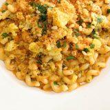 Recipe Friday: Tomaso Maggiore's Cauliflower Saffron Pasta
