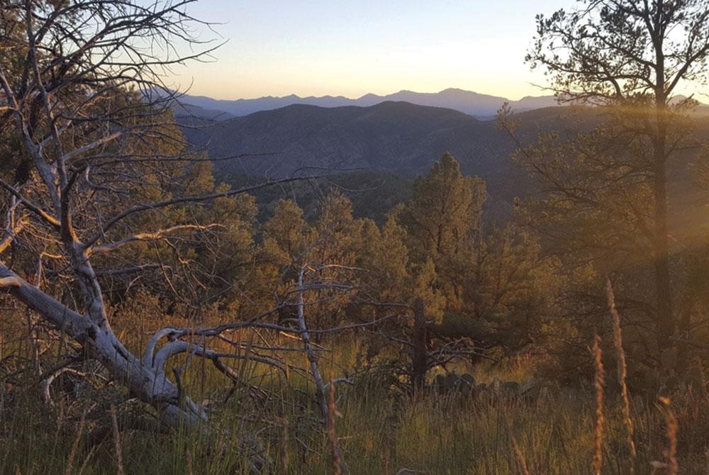 Photos courtesy Kyle Arsenault; Hell's Gate Wilderness