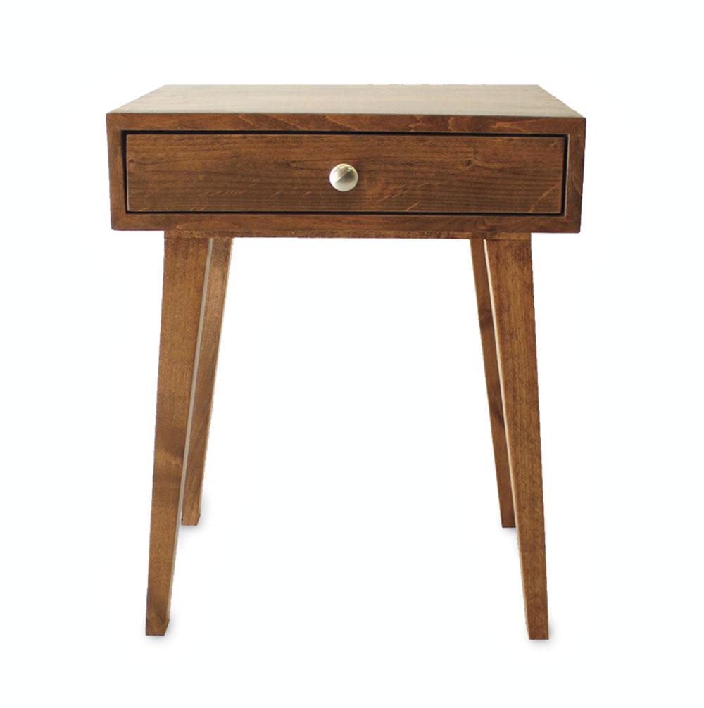 $299, Jerome Nightstand; photo courtesy Pereida–Rice woodworking