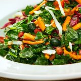 Recipe Friday: Pita Jungle Crouching Kale, Hidden Berry Salad