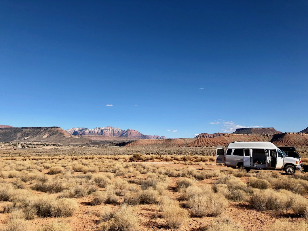 Van Life in the Southwest: Taking the Road Less Traveled - PHOENIX